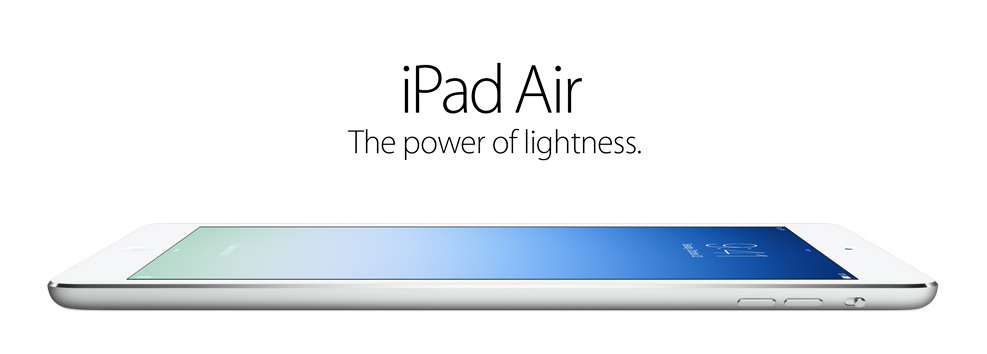 Like Apple's iPad Air Wallpaper? Here's How You Can Get It Right Now