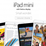 Demand For The Second-Gen iPad mini Could Prove Too Much For Apple, Cook Warns