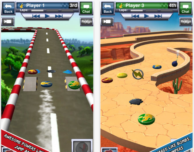 Right Is Left, Left Is Right: Disc Drivin' Gets Mirrored Tracks In Latest Update