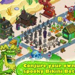 SpongeBob Moves In Updated For Halloween With Lots Of Ghostly Goodies