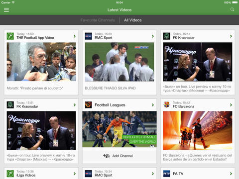 The Football App Player 2.0 Kicks Off iPad Support, New iOS 7-Based Design And More