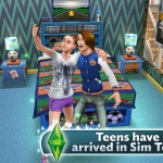 Prepare For Some Adolescent Angst: Teens Have Arrived In The Sims FreePlay