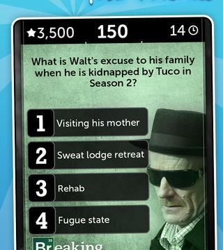 The Popular Turn-Based Trivia Game Trivie Is 'Breaking Bad' With Its Latest Update