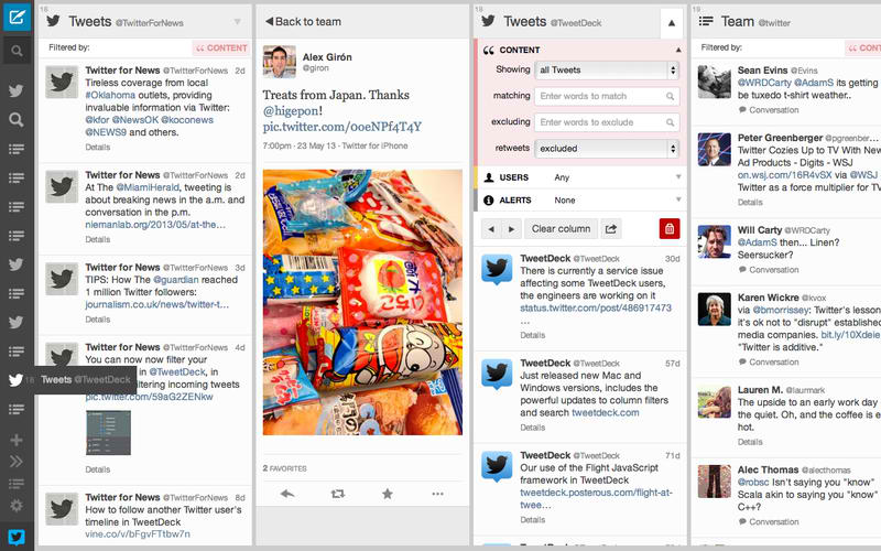 TweetDeck For Mac Updated With New Docked Panel, Inline Reply And Other Features