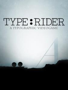 Typographic iOS Puzzle Platformer Type:Rider Coasts Into The App Store