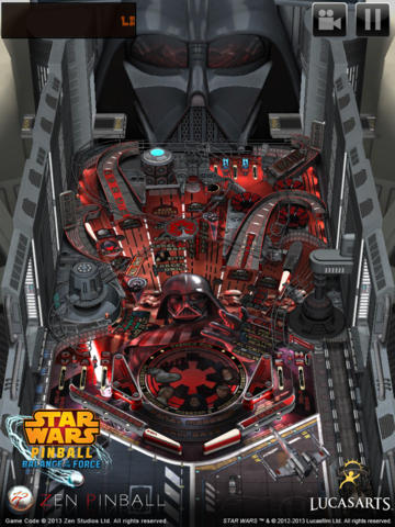 Pew Pew Pew! Zen Pinball Gains 3 'Star Wars'-Themed Balance Of The Force Tables