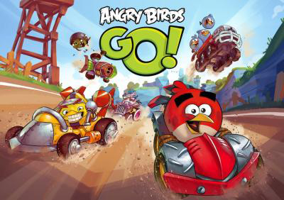 Angry Birds Go! Will Race Into The App Store In December