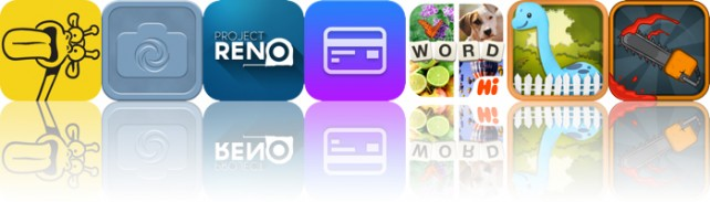 Today's Apps Gone Free: Petting Zoo, Camera Studio, Project Reno And More