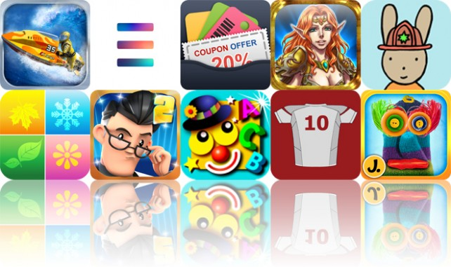 Today's Apps Gone Free: Riptide GP, Splyce, Pocket Binder And More