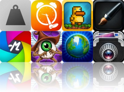 Today's Apps Gone Free: Strong, Step Out!, Gravity Duck And More