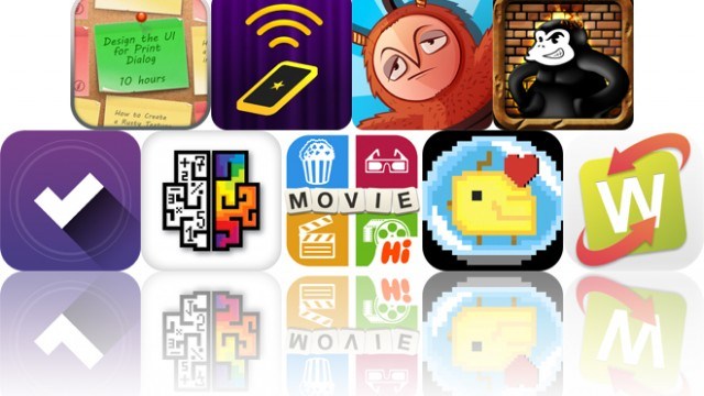 Today's Apps Gone Free: Agile Project Manager, Air Projector, Bitter Sam And More
