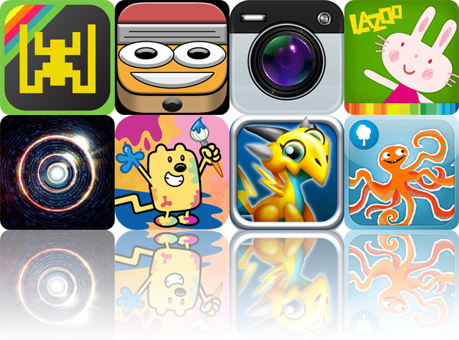 Today's Apps Gone Free: Galaxoid, Save The Pencil 2, Private Camera And More