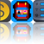 Today's Apps Gone Free: Bike Baron, Strange Rain, All Budget And More
