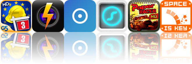 Today's Apps Gone Free: Build-A-Lot 3, Instaflash, Local Cloud Pro And More