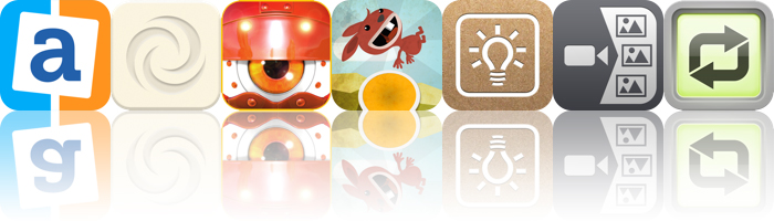 Today's Apps Gone Free: appoLearning, Cineverse, Robotanika And More