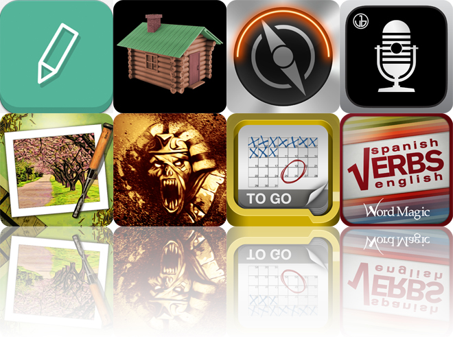 Today's Apps Gone Free: Private Note, Timber!, Portal And More