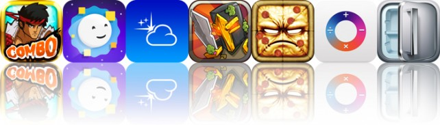Today's Apps Gone Free: Combo Crew, Little Luca, Sky Live And More