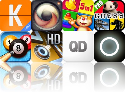 Today's Apps Gone Free: Kayak Pro, XnRetro, Playroom And More