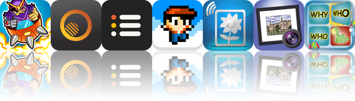 Today's Apps Gone Free: SlamBots, Tangent, DOOO And More