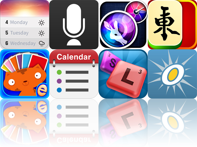 Today's Apps Gone Free: Horizon Calendar, You Record, AutoSnap And More