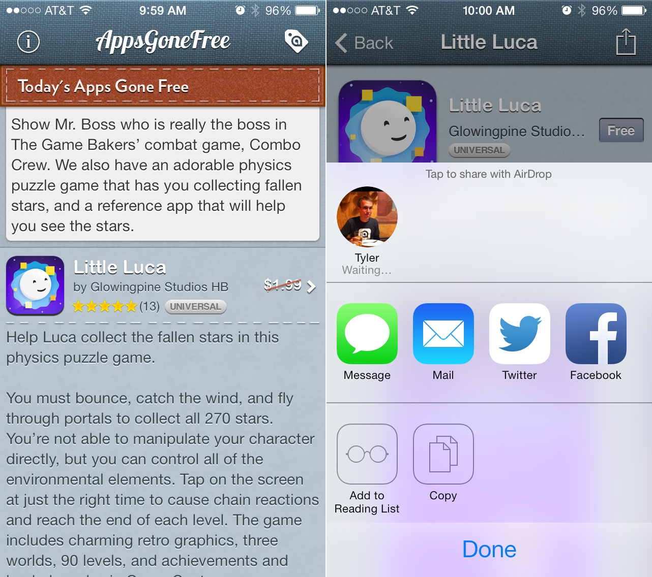 You're Now Free To Download The iOS 7-Ready Version Of AppsGoneFree