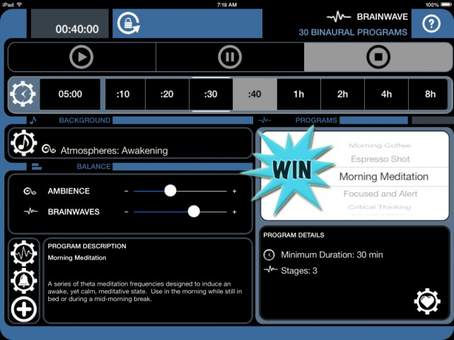 Win A Copy Of Brain Wave And Start Improving Your State Of Mind