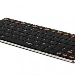 Rapoo's New E6300 Wireless Keyboard Looks Like A Perfect Companion For The iPad Air