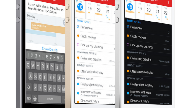 It's Time To Pony Up For Flexibits' Fantastical 2 Calendar App For iPhone
