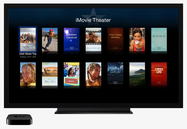 Bring Out The Popcorn: Apple Adds New Apple TV Channel For Watching iMovie Theater