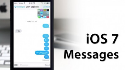 Apple To Fix Widespread iMessage Issues On iOS 7 With Upcoming Software Update