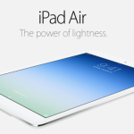 'Plentiful' Stocks Of iPad Air Begin Arriving In Apple Stores Ahead Of Nov. 1 Launch