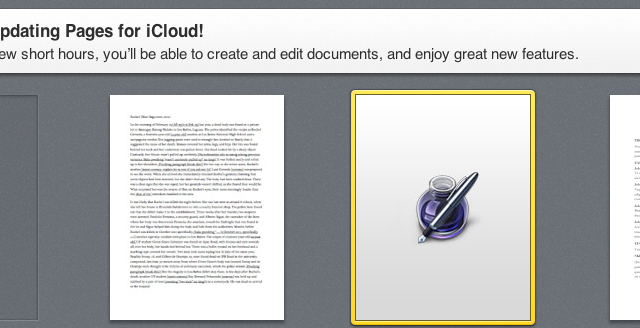Apple Teases Launch Of Upgraded iWork For iCloud In 'Just A Few Short Hours'