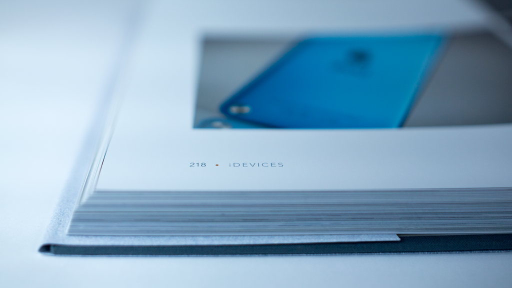 Iconic Is A New Coffee Table Book About All Things Apple