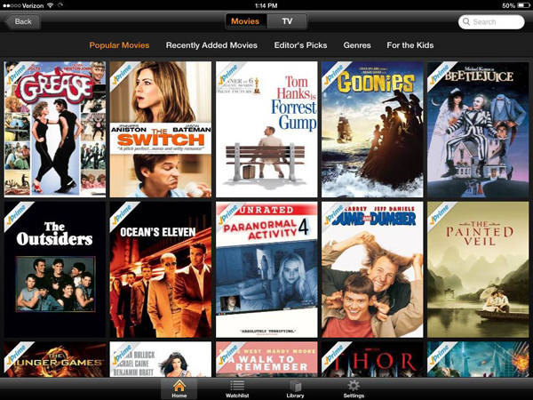Amazon Instant Video Update Allows Users To Multitask With AirPlay