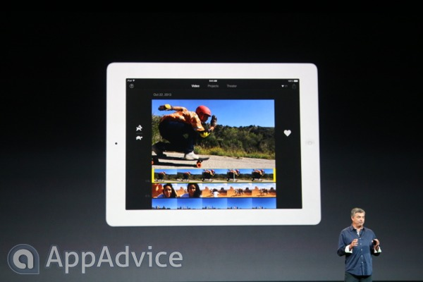 Apple Announces New Versions Of iLife Apps For iOS And OS X