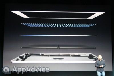 The iPad Air Boasts A Slimmer And Sleeker Look