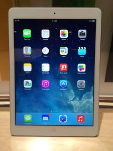 AppAdvice Goes Hands-On With The iPad Air