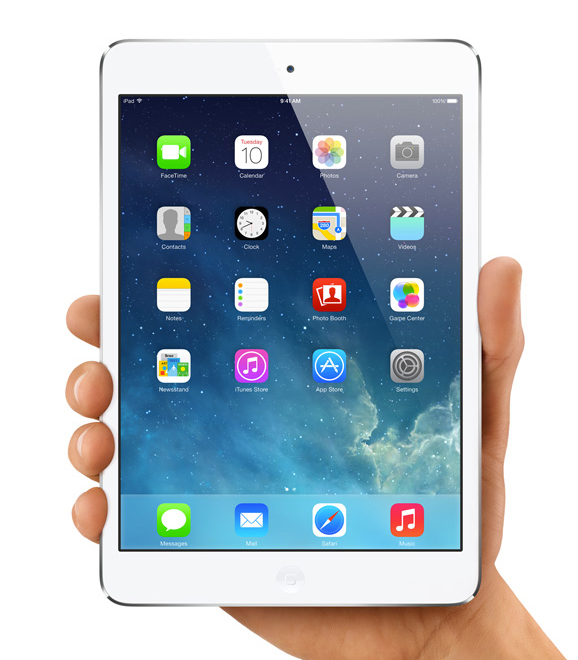 The iPad mini 2 Might Be A Bit Thicker To Accommodate A Retina Display