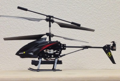 Review: Have Your Own Little Eye In The Sky With The iSpy Helicopter