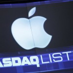 Ahead Of The Oct. 22 iPad Event, Apple's Share Price Rises Above $500