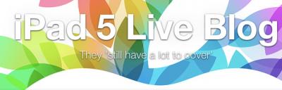AppAdvice Live From Apple's 2013 iPad Event