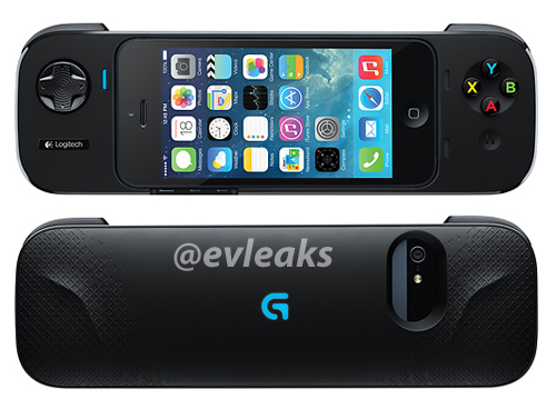 Image Of Logitech's iOS 7 Gamepad Leaks On Twitter