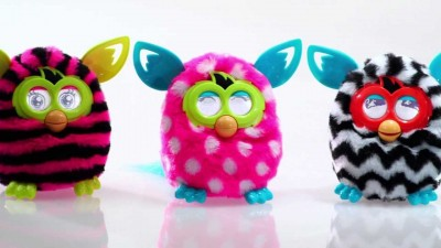 The 2013 Furby Boom Laughs And Sings Its Way Into Stores