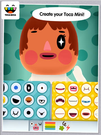 Toca Mini Allows Kids To Show Their Creative Side