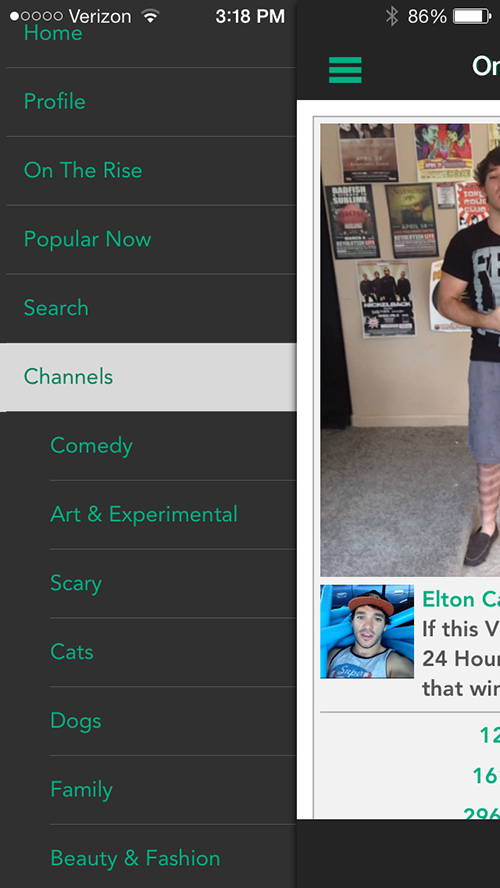 Get Your Vine Fix On The iPad With MyVine