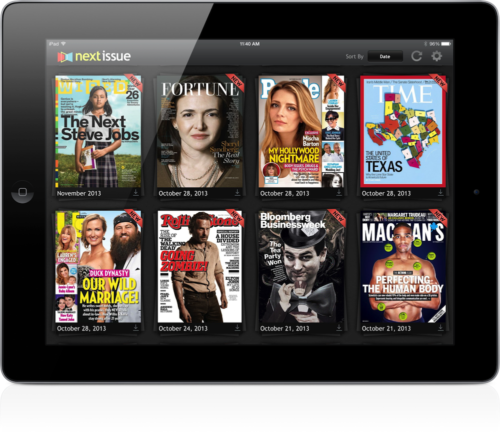 Next Issue Celebrates 'The (R)Evolution Of Digital Magazines'