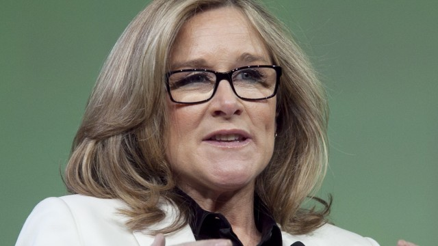 Introducing Apple's Newest Hire Angela Ahrendts In One Amazing Video