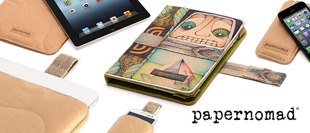 Griffin Debuts The Papernomad Tootsie Folio For iPad, iPad mini