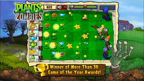 It's About Time: The Original Plants Vs. Zombies Is Now Optimized For The iPhone 5/5s