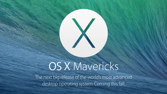 AppleCare Staff Begins OS X Mavericks Training